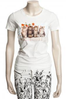 Y-3 YOHJI YAMAMOTO Shirt W KITTEN TEE