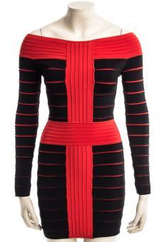 BALMAIN Kleid DRESS RED - Nur in unserem Store in Spremberg erhältlich.