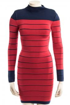 BALMAIN Kleid RED NAVY - Nur in unserem Store in Spremberg erhältlich.