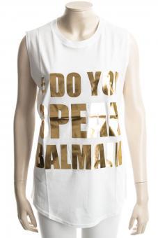 BALMAIN Top TOP WHITE GOLD - Nur in unserem Store in Spremberg erhältlich.