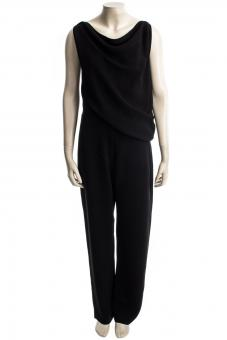 MCQ ALEXANDER MCQUEEN Overall BLACK OVERALL