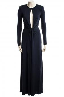 ISSA Kleid SPLIT LONG DRESS