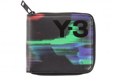 Y-3 YOHJI YAMAMOTO Börse ZIP WALLET