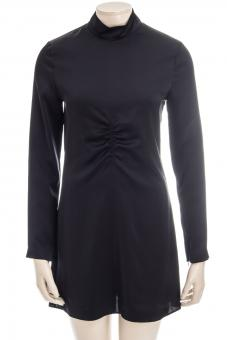 MCQ ALEXANDER MCQUEEN Kleid SHORT TURTLENECK DRESS
