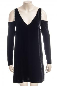 MCQ ALEXANDER MCQUEEN Kleid BLACK DRESS