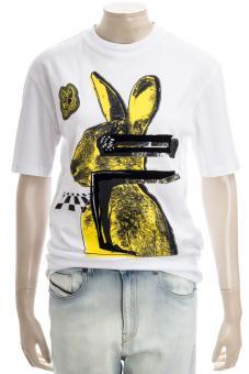 MCQ ALEXANDER MCQUEEN Shirt BOYFRIENS T-SHIRT