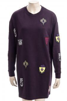 MCQ ALEXANDER MCQUEEN Kleid VIOLETT DRESS