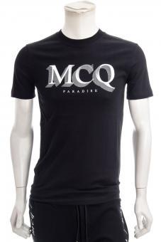 MCQ ALEXANDER MCQUEEN Shirt BLACK SHIRT