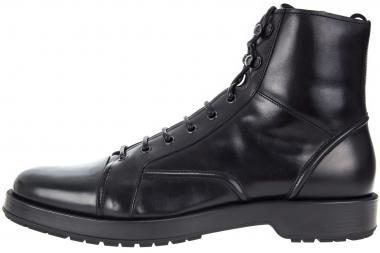BOSS BLACK Stiefel MONTREAL_ZIPB_ITFU