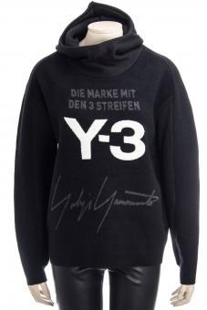 Y-3 YOHJI YAMAMOTO Sweatshirt U KNIT HOODY