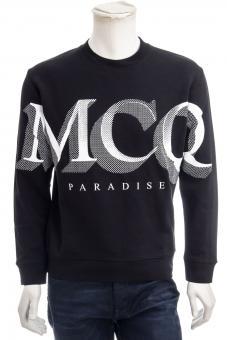 MCQ ALEXANDER MCQUEEN Sweatshirt BLACK PULL