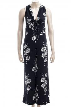 MCQ ALEXANDER MCQUEEN Overall KNOT FRONT JUMPSUIT