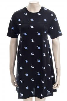 MCQ ALEXANDER MCQUEEN Kleid FLAG LOW NECK