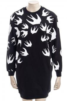MCQ ALEXANDER MCQUEEN Kleid CLASSIC SWEAT DRESS