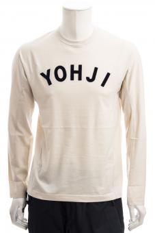 Y-3 YOHJI YAMAMOTO Langarmshirt U YOHJI LS TEE