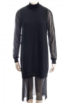 MCQ ALEXANDER MCQUEEN Kleid DETACHABLE JUMPER DRESS