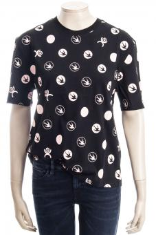 MCQ ALEXANDER MCQUEEN T-Shirt PLEAT BACK TEE