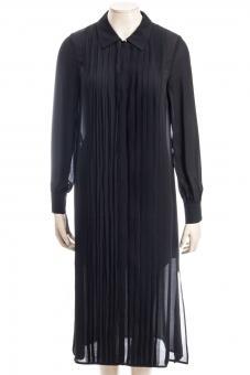 MCQ ALEXANDER MCQUEEN Kleid RAW TRIM SHIRT DRESS