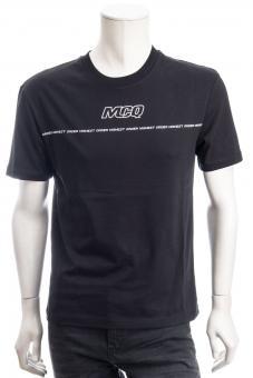 MCQ ALEXANDER MCQUEEN T-Shirt DROPPED SHOULDER TEE MCQ LOGO