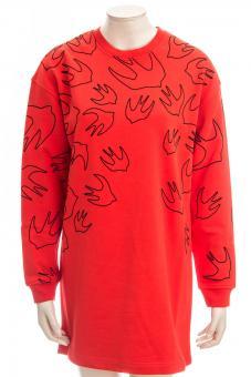MCQ ALEXANDER MCQUEEN Sweatkleid CODE SWEAT SWALLOW DRESS