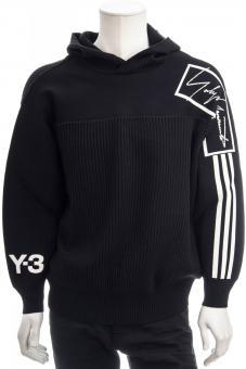 Y-3 YOHJI YAMAMOTO Pullover U TEC KN HOODIE