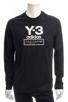 Y-3 YOHJI YAMAMOTO Sweatshirt M STKD LS TEE