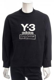 Y-3 YOHJI YAMAMOTO Sweatshirt M STKD CRW SWT