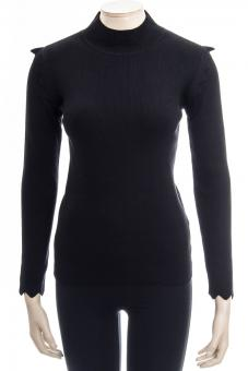 STEFFEN SCHRAUT Rollkragenpullover FANCY ROLL-NECK SWEATER