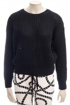 JUVIA Sweatshirt CHUNKY KNIT SWEATER