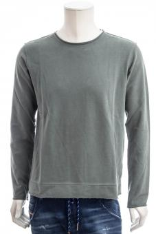 JUVIA Sweatshirt RAW EDGE