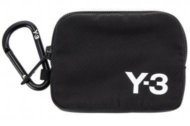 Y-3 YOHJI YAMAMOTO Geldbörse Y-3 LOGO POUCH
