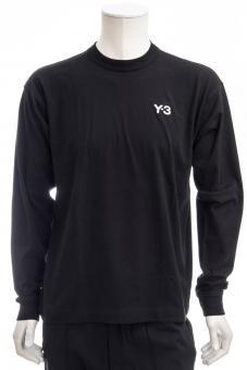 Y-3 YOHJI YAMAMOTO Langarmshirt M ALLEY LS TEE