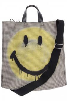 STEFFEN SCHRAUT Tasche XL SHOPPER SMILEY ART