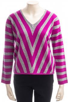 STEFFEN SCHRAUT Pullover CHARLOTTE V-NECK SWEATER