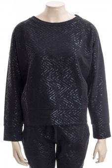 JUVIA Sweatshirt SWEATER FOIL PRINT