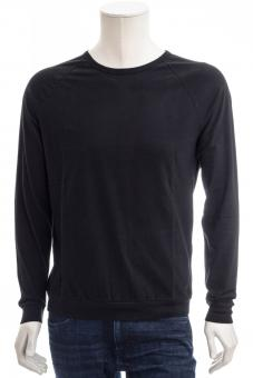 JUVIA Sweatshirt JERSEY WASHED OUT LS RAGLAN