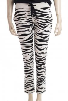JUVIA Sweathose  FLEECE TROUSERS TIGER