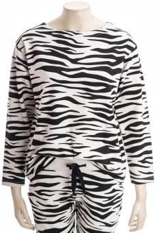 JUVIA Sweatshirt FLEECE SWEATER TIGER