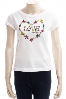 LOVE MOSCHINO T-Shirt LM JRSY STARFISH HEART TEE