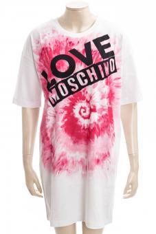 LOVE MOSCHINO Kleid LM BATIK SHIRT DRESS