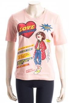 LOVE MOSCHINO T-Shirt LM SHIRT COLOR DOLL