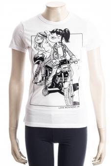 LOVE MOSCHINO T-Shirt LM SHIRT BLACK DOLLS