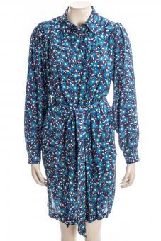 LOVE MOSCHINO Kleid BLUE FLOWER DRESS