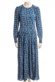 LOVE MOSCHINO Kleid BLUE FLOWER LONGDRESS