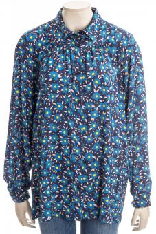 LOVE MOSCHINO Bluse BLUE FLOWER BLOUSE