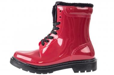 HUGO Boots GAMMA FUR LACE UP