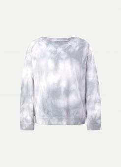 JUVIA Sweatshirt FLEECE SWEATER BATIK