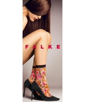 FALKE SOCKEN JUNGLE FEVER 15 den