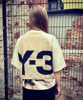 Y-3 YOHJI YAMAMOTO T-Shirt W CH3 GFX TEE