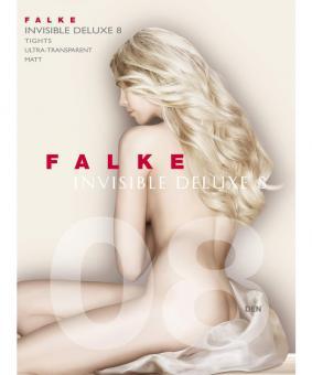 FALKE Strumpfhose INVISIBLE DELUXE 8 den